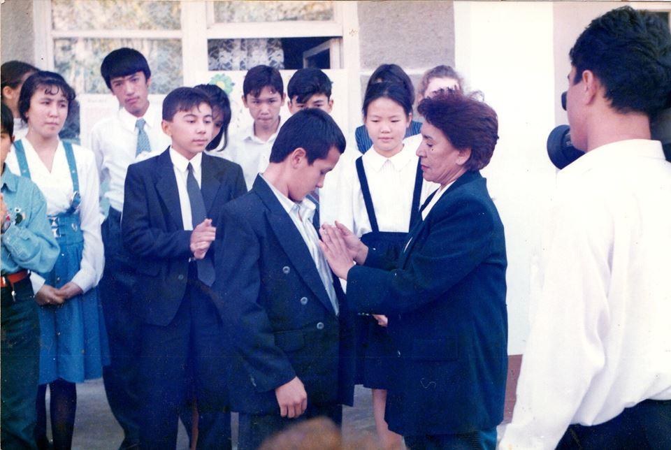 История школы интерната Умид (11)