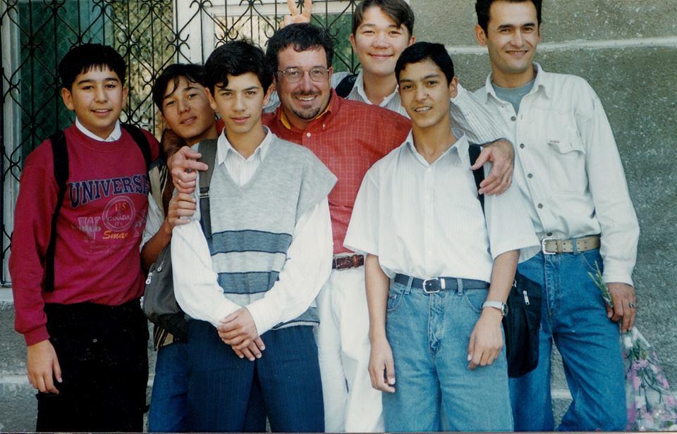 История школы интерната Умид (2)