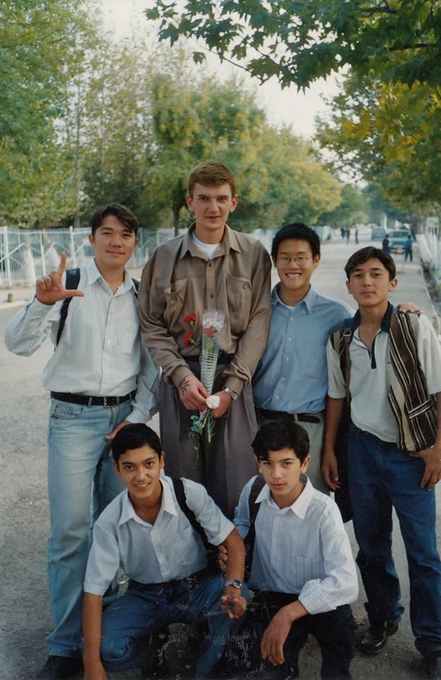 История школы интерната Умид (6)