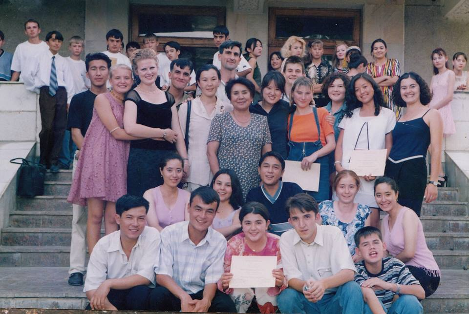 История школы интерната Умид (7)