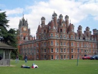 Royal Holloway College_ University of London