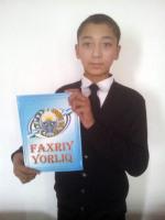 Ҳамрақулов Акрам