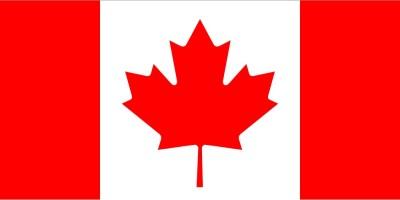 Канада байроги