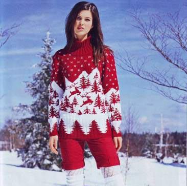 свитер-