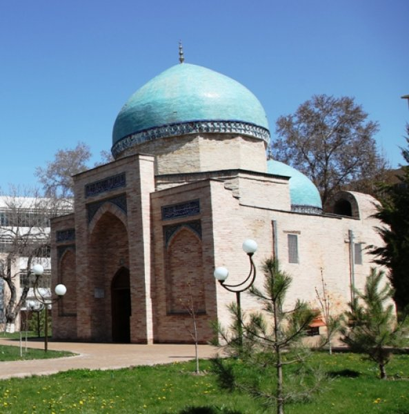 The monumental complex Sheiykh Khovand Tahur