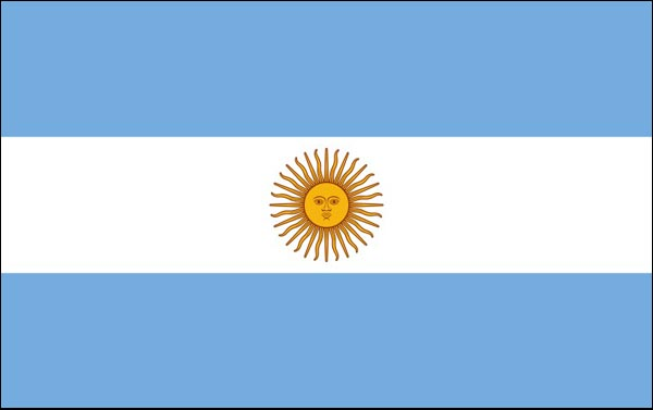 Аргентина байроги