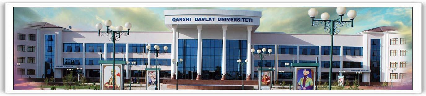 Карши Давлат университети