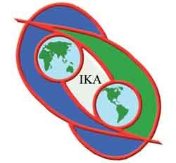 Халқаро Кураш Ассоциацияси логотипи
