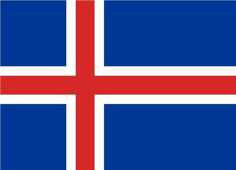 Исландия давлат байроги