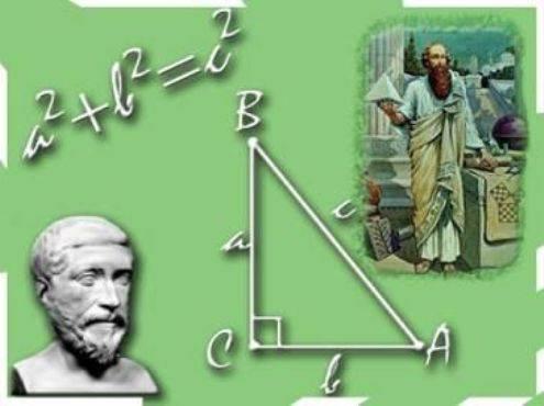 Пифагор теоремаси